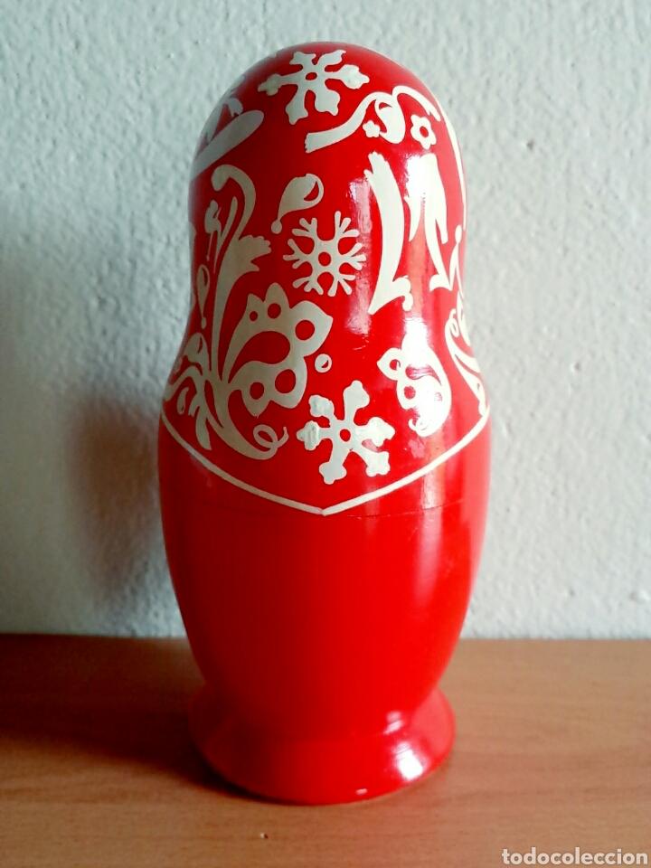 Coleccionismo de Coca-Cola y Pepsi: Muñeca rusa Matrioshka publicidad Coca-Cola Juegos de invierno Sochi 2014 Rusia - Coke Cocacola - Foto 3 - 91455724