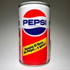 Coleccionismo de Coca-Cola y Pepsi: ANTIGUA LATA DE PEPSI , SOLDADURA, ESPAÑOLA. Lote 92978175