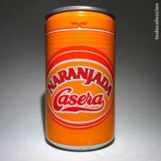 Coleccionismo de Coca-Cola y Pepsi: ANTIGUA LATA DE NARANJADA, LA CASERA, AÑOS 80-90. Lote 92991310