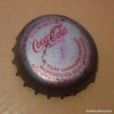 Coleccionismo de Coca-Cola y Pepsi: CHAPA CORONA - COCA COLA - AÑOS 80´S - BUEN ESTADO DE CONSERVACIÓN. Lote 93338935