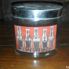 Coleccionismo de Coca-Cola y Pepsi: RARO TARRO PUBLICIDA DE COCA COLA. Lote 93549677