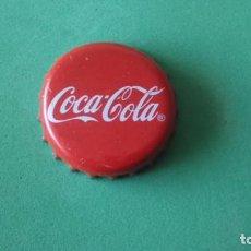 Coleccionismo de Coca-Cola y Pepsi: CHAPA COCA COLA. Lote 94050405