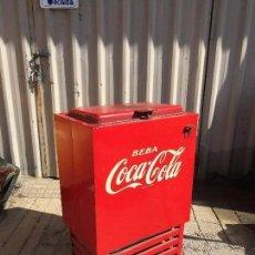 Coleccionismo de Coca-Cola y Pepsi: NEVERA COCA-COLA VINTAGE COCACOLA. Lote 94222330