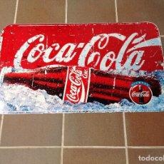 Coleccionismo de Coca-Cola y Pepsi: CHAPA COCA COLA DOBLE CARA CAMPAÑA SIEMPRE AÑOS 90. Lote 94709427