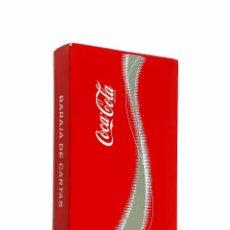 Coleccionismo de Coca-Cola y Pepsi: COCA COLA BARAJA ESPAÑOLA 50 CARTAS. Lote 45292070