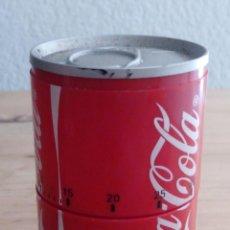 Coleccionismo de Coca-Cola y Pepsi: TEMPORIZADOR DE COCINA COCA-COLA - 9.5 X 5.5 CMS . Lote 95724015