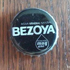 Coleccionismo de Coca-Cola y Pepsi: CHAPA DE AGUA BEZOYA. Lote 95832103
