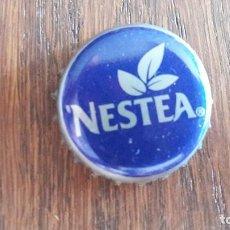 Coleccionismo de Coca-Cola y Pepsi: CHAPA DE NESTEA. Lote 95832235