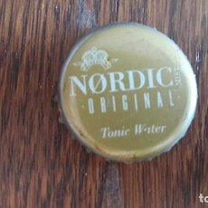 Coleccionismo de Coca-Cola y Pepsi: CHAPA DE TÓNICA NORDIC ORIGINAL. Lote 95832267