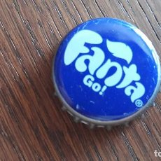 Coleccionismo de Coca-Cola y Pepsi: CHAPA DE FANTA GO. Lote 95832407