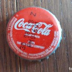 Coleccionismo de Coca-Cola y Pepsi: CHAPA DE COCA COLA. Lote 95832427