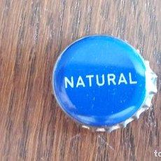 Coleccionismo de Coca-Cola y Pepsi: CHAPA DE AGUA NATURAL. Lote 95833091