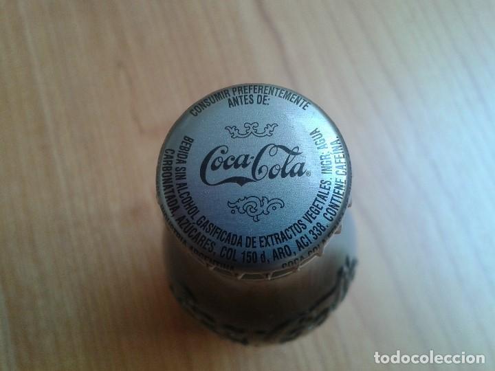 Coleccionismo de Coca-Cola y Pepsi: Botella coca cola -- modelo clasico año 1900 -- Reedición argentina 2003 -- 255 ml - Foto 3 - 97236939