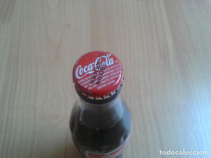 Coleccionismo de Coca-Cola y Pepsi: Botella coca cola -- Industria Uruguaya -- 285 ml -- 2003 -- - Foto 5 - 97237871