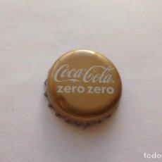 Chapa tapon corona Coca-cola zero zero