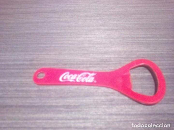 Coleccionismo de Coca-Cola y Pepsi: Abridor vintage de Coca cola - Foto 3 - 97778395
