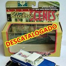 Coleccionismo de Coca-Cola y Pepsi: ÚNICO EN TC ROAD CHAMPS 1959 CHEVROLET EL CAMINO EDICIÓN PEPSI COLA - SERIE LIMITADA DESCATALOGADO. Lote 92201015