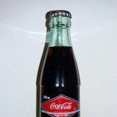 Coleccionismo de Coca-Cola y Pepsi: BOTELLA COCA COLA PRIMER EMBOTELLADO PLANTA BEGANO GALICIA. Lote 98075367