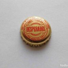 Coleccionismo de Coca-Cola y Pepsi: CHAPA TAPON CORONA DESPERADOS. Lote 98484495