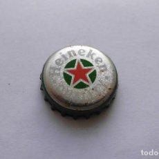 Coleccionismo de Coca-Cola y Pepsi: CHAPA TAPON CORONA HEINEKEN. Lote 98484751