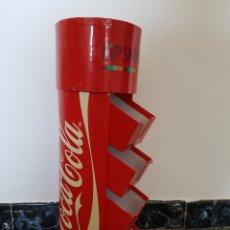 Coleccionismo de Coca-Cola y Pepsi: EXPOSITOR LIP SMACKER DE COCA COLA. Lote 99647906