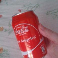 Coleccionismo de Coca-Cola y Pepsi: LATA DE COCA COLA COCACOLA COMPARTE UNA FRÍA LIGHT EN LOS ÁNGELES CALIFORNIA USA VER FOTO/S. Lote 101065607