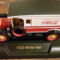 Coleccionismo de Coca-Cola y Pepsi: 1920 WHITE VAN. Lote 102024699