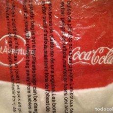 Coleccionismo de Coca-Cola y Pepsi: GORRO COCA COLA - PORT AVENTURA - NAVIDAD PAPA NOEL SANTA CLAUS. Lote 103179967