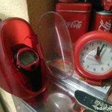 Coleccionismo de Coca-Cola y Pepsi: LOTE 2 RELOJES COLECCION COCACOLA. Lote 103274027