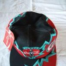 Coleccionismo de Coca-Cola y Pepsi: GORRA COCA COLA. Lote 103296267