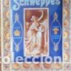 Coleccionismo de Coca-Cola y Pepsi: CHAPA SCHWEPPES. Lote 103735787