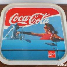 Coleccionismo de Coca-Cola y Pepsi: BANDEJA METALICA COCA COLA. Lote 103915159