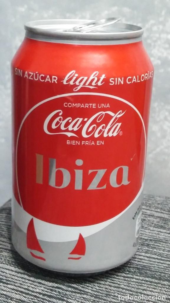 lata vacía de coca-cola light · comparte una co - comprar
