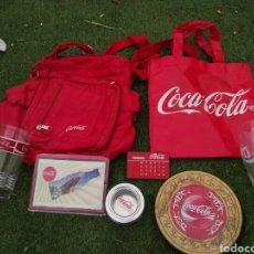 Coleccionismo de Coca-Cola y Pepsi: LOTE COCACOLA. Lote 104426286