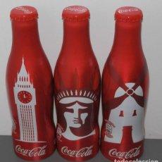 Coleccionismo de Coca-Cola y Pepsi: BOTELLAS COCA-COLA ESPAÑA. Lote 111452339