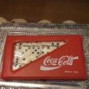 Coleccionismo de Coca-Cola y Pepsi: COCA COLA ESTCHE DOMINO ANTIGUO. Lote 105105590