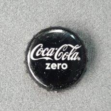 Coleccionismo de Coca-Cola y Pepsi: CHAPA CORONA COCA COLA COCA-COLA COCACOLA ZERO.. Lote 105412531