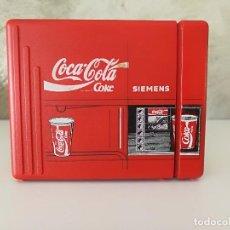 Coleccionismo de Coca-Cola y Pepsi: RELOJ DESPERTADOR COCA COLA SIEMENS MADE IN GERMANY . Lote 106558403