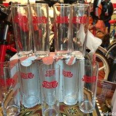 Coleccionismo de Coca-Cola y Pepsi: VASOS VASO PEPSI 12 UNI. NUEVOS. Lote 107734676