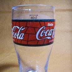 Coleccionismo de Coca-Cola y Pepsi: VASO TIPO PINTA DE COCA COLA 40 CL. Lote 110910103