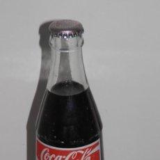 Coleccionismo de Coca-Cola y Pepsi: BOTELLA COCA-COLA MARRUECOS. Lote 112025395