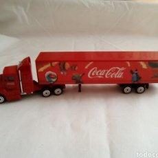 Coleccionismo de Coca-Cola y Pepsi: CAMIÓN COCA-COLA. Lote 112230142