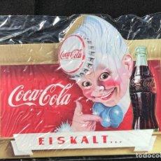 Coleccionismo de Coca-Cola y Pepsi: V40- CHAPA METALICA DE - COCA-COLA -EDITA -PLANETA AGOSTINI DEL 2006. Lote 112637815
