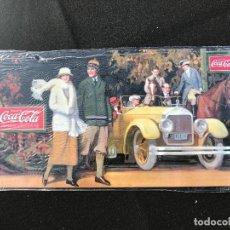 Coleccionismo de Coca-Cola y Pepsi: V40- CHAPA METALICA DE - COCA-COLA -EDITA -PLANETA AGOSTINI DEL 2006. Lote 112640967
