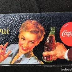 Coleccionismo de Coca-Cola y Pepsi: V40- CHAPA METALICA DE - COCA-COLA -EDITA -PLANETA AGOSTINI DEL 2006. Lote 112644371