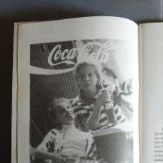 Coleccionismo de Coca-Cola y Pepsi: ANUNCIO COCA-COLA ES ASI 1988 COCACOLA. Lote 112811559