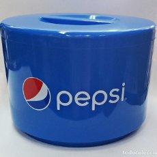 Coleccionismo de Coca-Cola y Pepsi: CUBITERA PEPSI TOTALMENTE NUEVA.. Lote 112879799