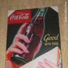 Coleccionismo de Coca-Cola y Pepsi: CUADRO COCA COLA NUEVO 70CM. Lote 82865244