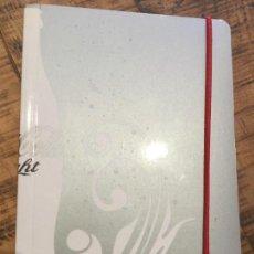 Coleccionismo de Coca-Cola y Pepsi: LIBRETA COCA COLA LIGHT. Lote 114981923
