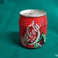 Coleccionismo de Coca-Cola y Pepsi: LATA BOTE COCA-COLA (20 CL.) NAMIBIA (SIN ABRIR) CADUCA 2004. Lote 115022491